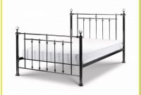 Black Metal Super King Bed Frame