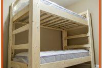 Building A Full Size Loft Bed Frame
