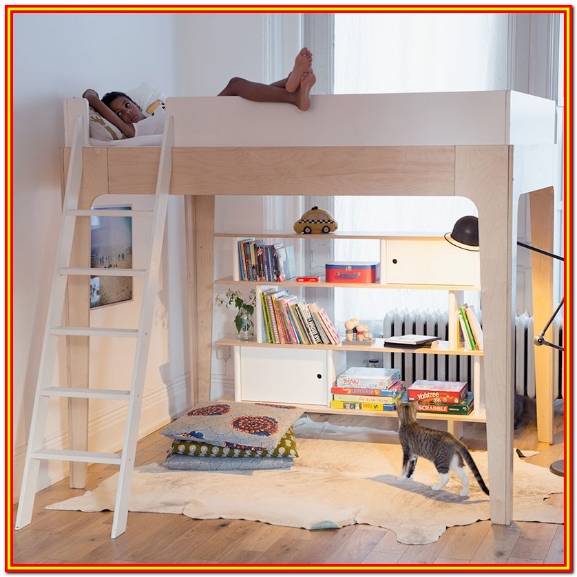 Bunk Bed With Storage Canada