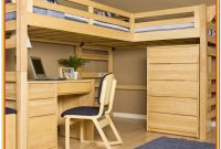Bunk Bed With Storage Plans