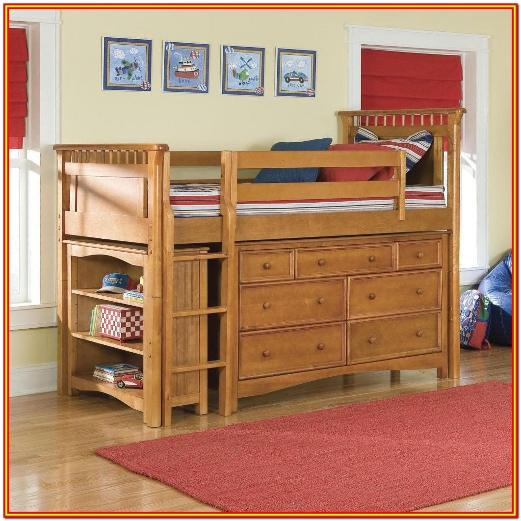 Bunk Bed With Storage Singapore
