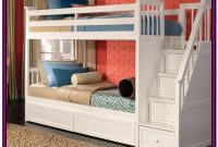 Bunk Bed With Storage Steps