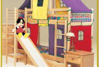 Bunk Beds For Toddlers With Slides