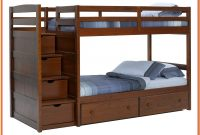 Bunk Beds With Staircase Storage