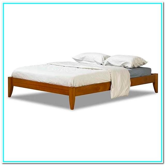 Cal King Platform Bed Plans