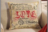 Decorative Pillows For Bed With Sayings