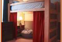 Diy Full Size Loft Bed Frame