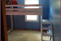 Diy Storage Stairs For Loft Bed
