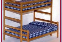 Easy Twin Over Full Bunk Bed Plans