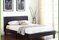 Full Size Bed Frames With Headboard