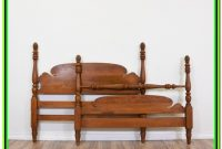 Full Size Bed Wood Headboard And Footboard