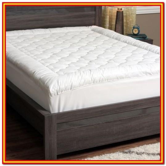 Full Size Bunk Bed Mattress 6 Inch Quilted Top Bedroom Foam Comfort Dorm Blue