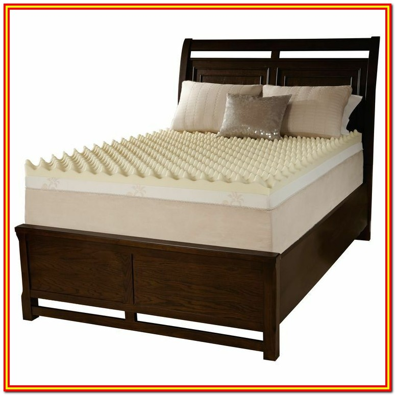Full Size Memory Foam Bunk Bed Mattress