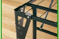 Full Size Metal Bed Frame With Headboard And Footboard Brackets