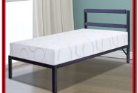 Granrest 14'' Innovative Metal Platform Bed Frame Full