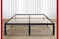 Granrest 14'' Innovative Metal Platform Bed Frame King