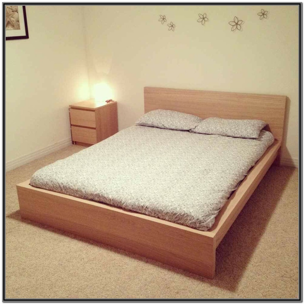 Ikea Malm Super King Bed Frame