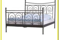 Ikea Super King Metal Bed Frame