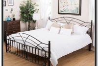 King Size Bed Frame With Headboard Amazon