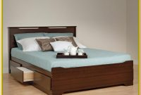 King Size Bed With Storage Canada