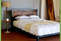 King Size Platform Beds With Headboard
