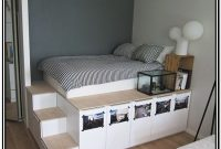 King Size Storage Bed Diy