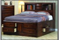 King Size Storage Bed Frame Uk