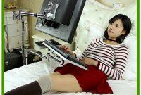 Laptop Desk For Bed Diy