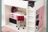 Loft Bed Desk Combo Ikea