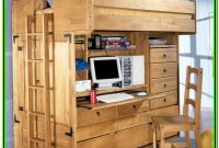 Loft Bed For Adults With Desk