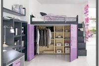 Loft Bed With Desk Underneath Singapore