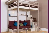 Loft Bed With Storage Stairs And Desk