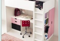 Loft Bunk Bed With Desk Ikea