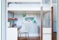 Loft Bunk Beds With Desk Australia