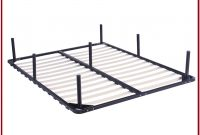 Metal Platform Bed Frame King Size