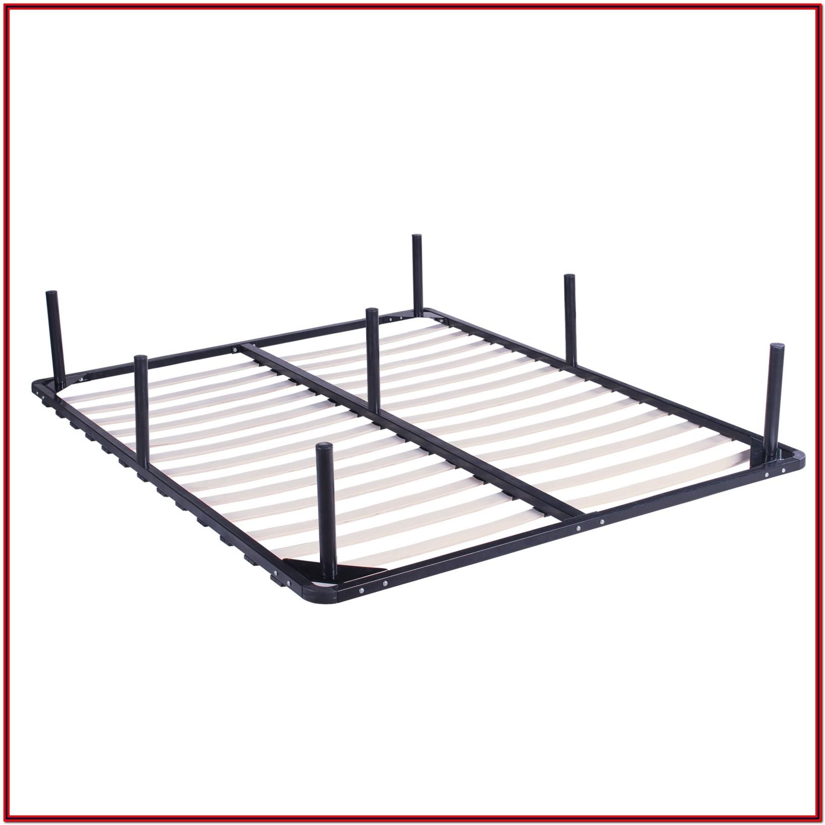 Metal Platform Bed Frame King Size