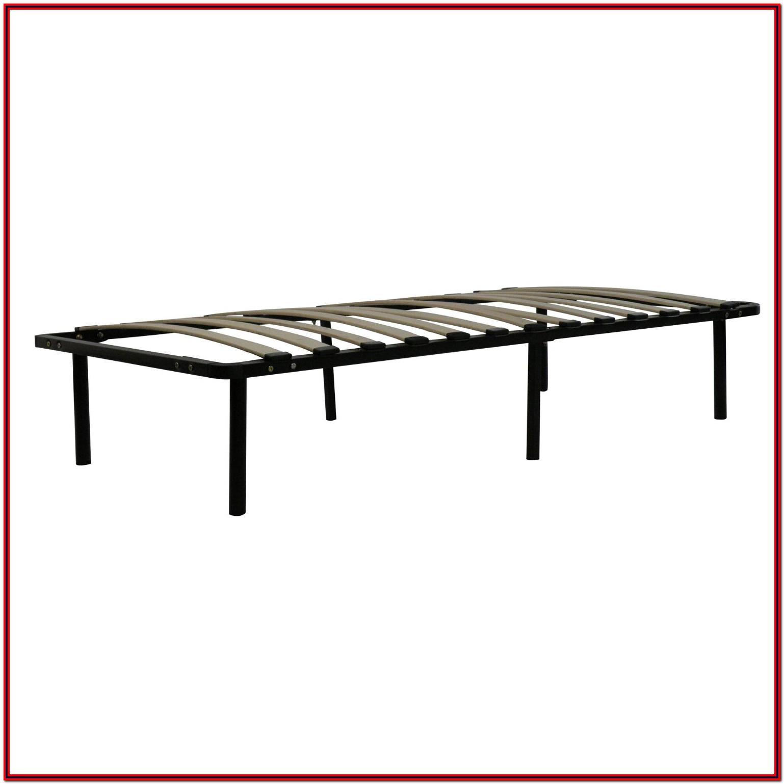 Metal Platform Bed Frame Twin