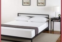 Metal Platform Bed Frame Without Headboard