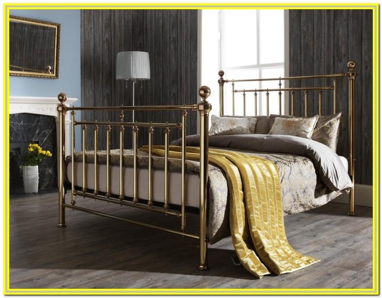 Metal Super King Bed Frame