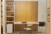 Murphy Bed With Desk Canada