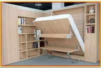 Murphy Bed With Stay Level Desk Plans