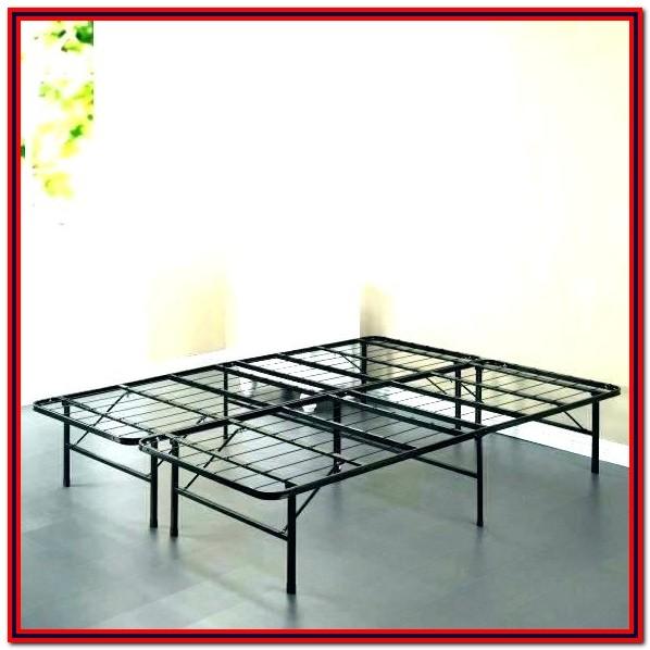 Premier Annika Metal Platform Bed Frame Queen