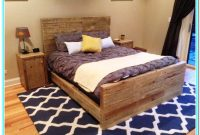 Queen Bed Frame With Headboard Walmart