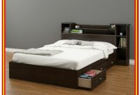 Queen Bed Frames With Storage Canada
