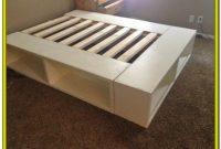 Queen Size Storage Bed Frame Diy