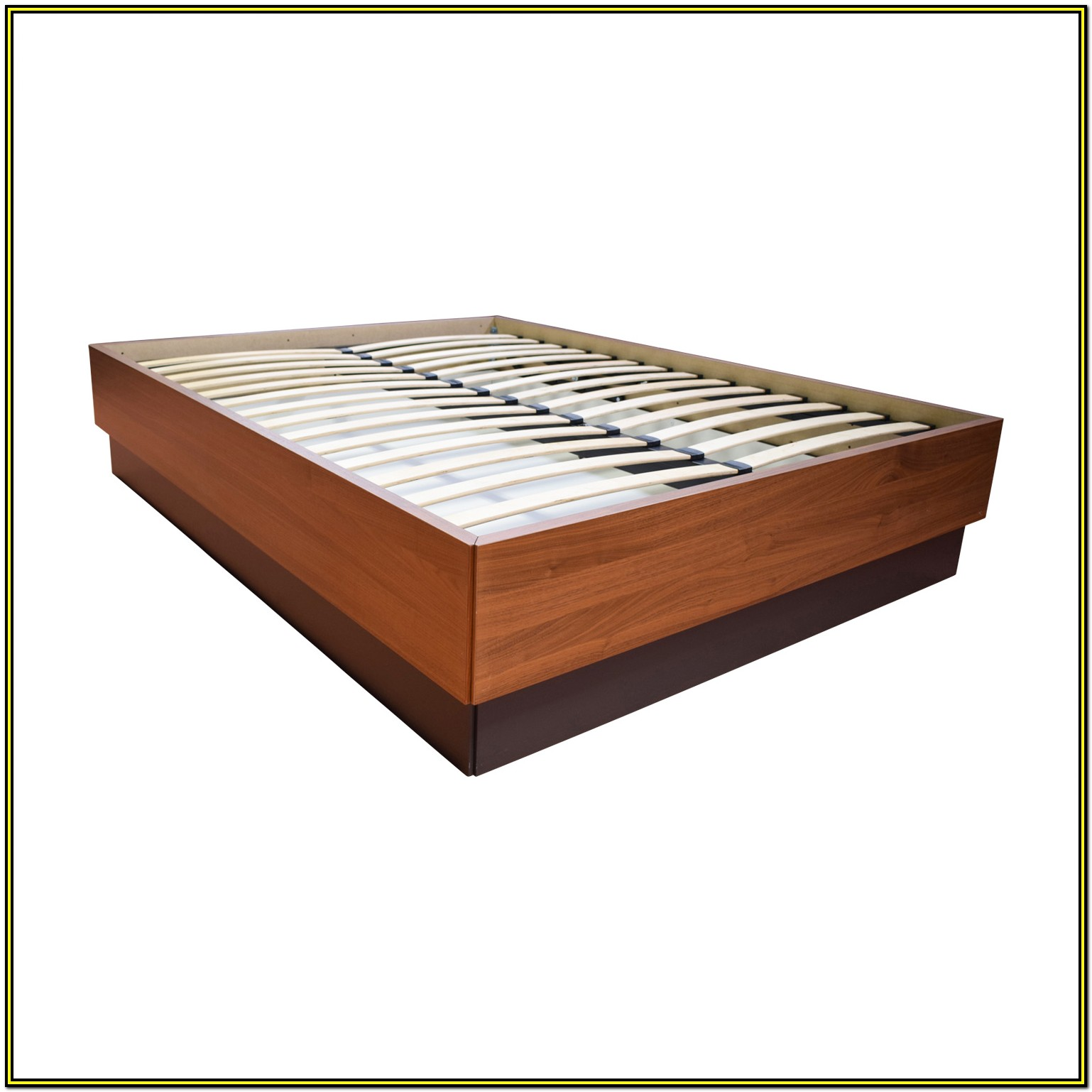 Queen Storage Bed Frame Wood