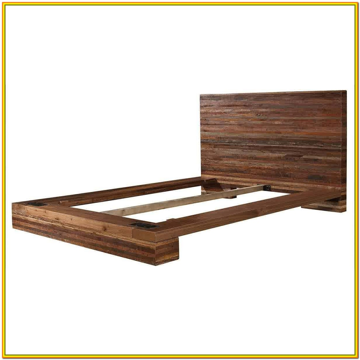 Queen Wood Bed Frame Designs