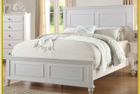 Queen Wood Bed Frame With Headboard