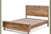 Reclaimed Wood Bed Frame Australia