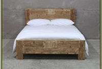 Reclaimed Wood Bed Frame Uk